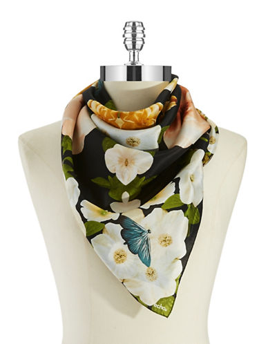 ECHOFloral Butterfly Scarf