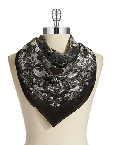 ECHO Paisley Lace Print Scarf