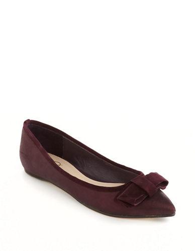DELMANSuri Pointy-Toe Flats