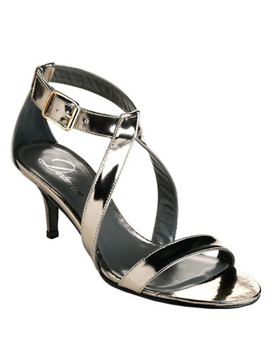 DELMANTori Leather Sandals