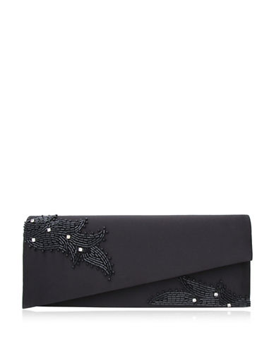 nina female beaded convertible clutch