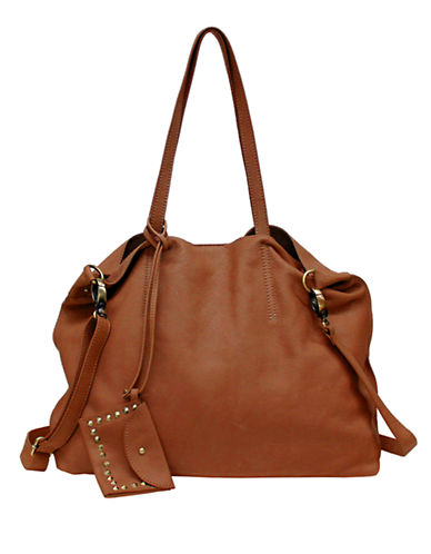 LUCKY BRAND Cedar Leather Tote Bag