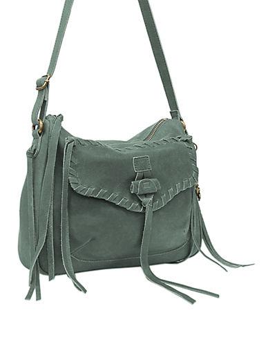 LUCKY BRANDChimayo Leather Crossbody Bag