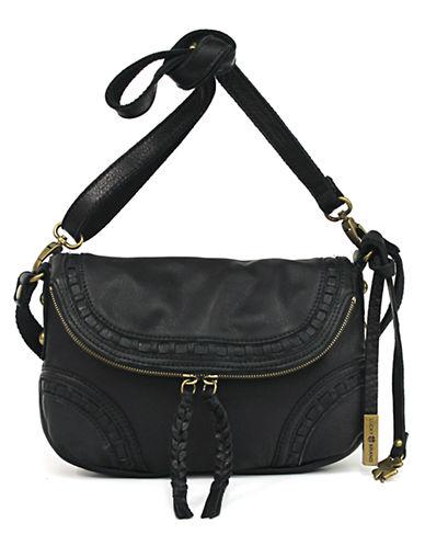 LUCKY BRANDModesto Stash Leather Crossbody Bag