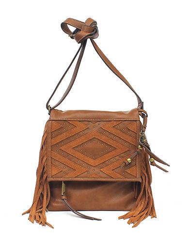 Jessica Simpson Romy Faux Leather Crossbody Bag