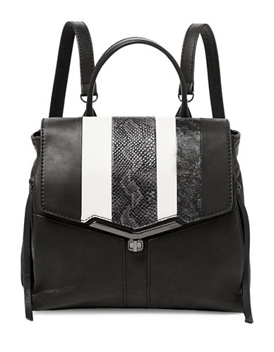 botkier new york female valentina leather backpack