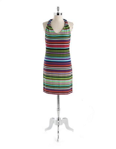 SUZI CHINStriped Sheath Dress