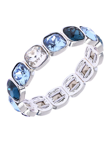 ANNE KLEINSilver-Tone and Mixed Stone Bracelet