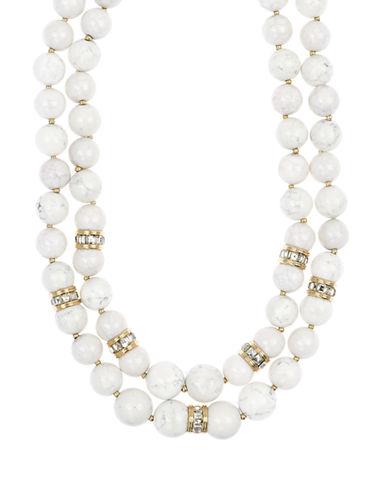 ANNE KLEINDouble-Strand Necklace