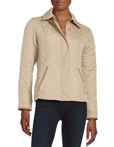weatherproof female  quilted jacket