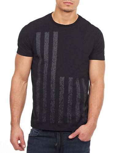 WILLIAM RASTCrackle-Print Stripe Tee
