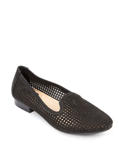 ADAM TUCKERYale Perforated Loafers
