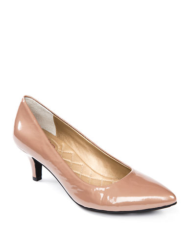 ME TOO Celine Patent Leather Pumps