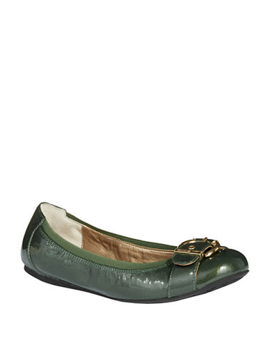 ME TOORascal Patent Leather Flats