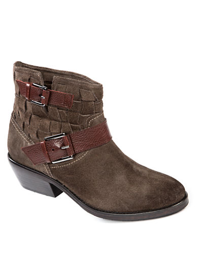 ME TOO Adam Tucker for Me Too Sugar 14 Suede Boots