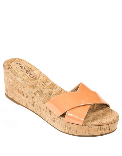 ME TOO Nila Wedge Sandals
