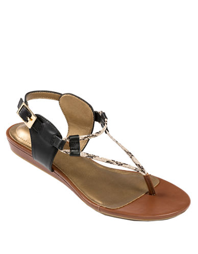 ME TOOMelrose Leather Sandals