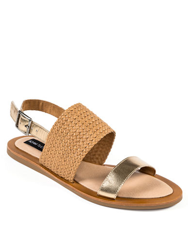 ADAM TUCKER Eden Slingback Sandals