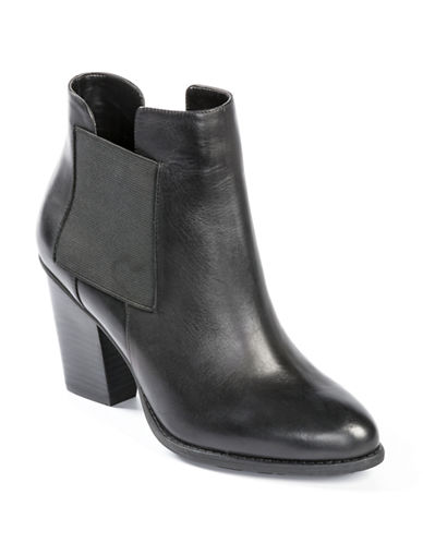 ME TOOColt Leather Ankle Boots