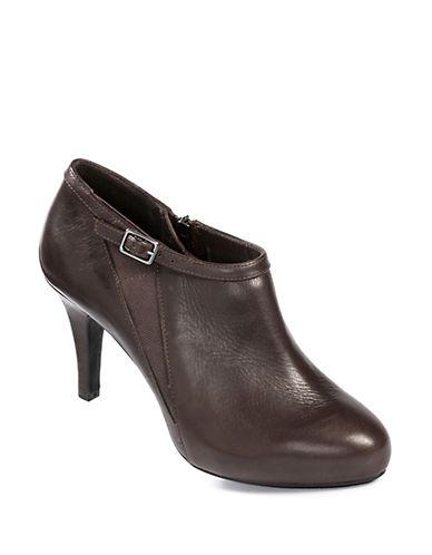 ME TOOMeade Vachetta Leather Booties