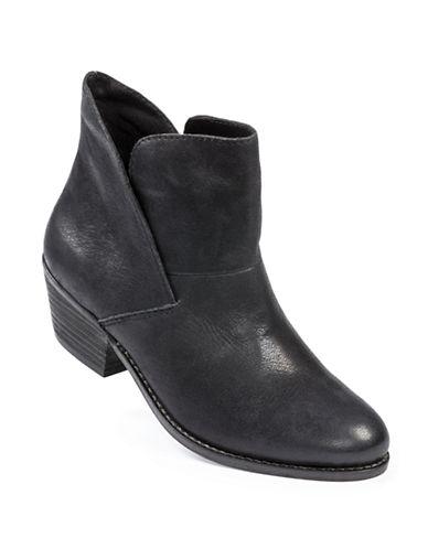 ADAM TUCKERZeus Leather Ankle Boots