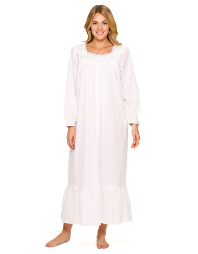 EILEEN WESTBallet Long Nightgown