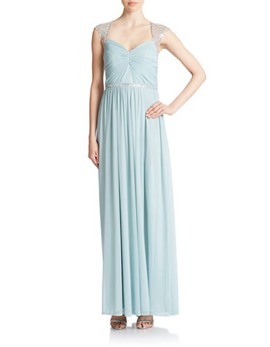 Beaded Gown $149.25 AT vintagedancer.com