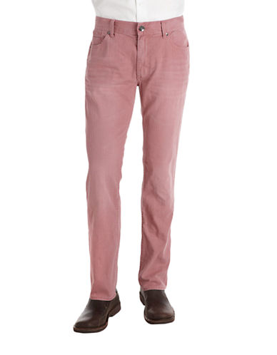 DKNY JEANSBleecker Cotton Straight-Leg Jeans