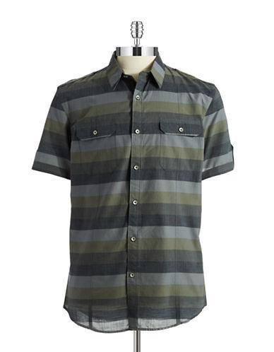 DKNY JEANSStriped Slub Sport Shirt