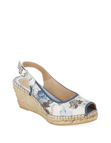 VIDORRETALaguna Espadrilles Wedge Sandals