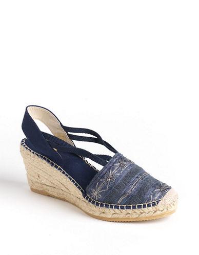 VIDORRETAHawaii Wedge Sandals