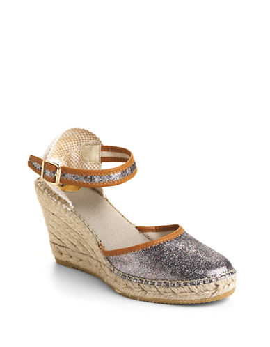 VIDORRETA Gianna Wedge Espadrille Sandals