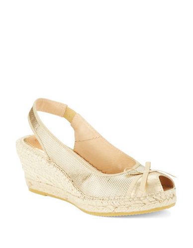 Shop Vidorreta online and buy Vidorreta Joslin Wedges shoes online
