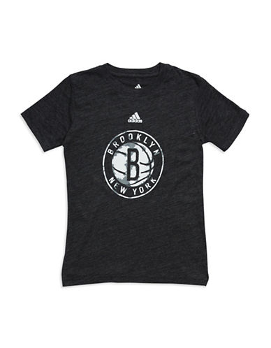 REEBOKBoys 8-20 Brooklyn Nets Erosion T Shirt