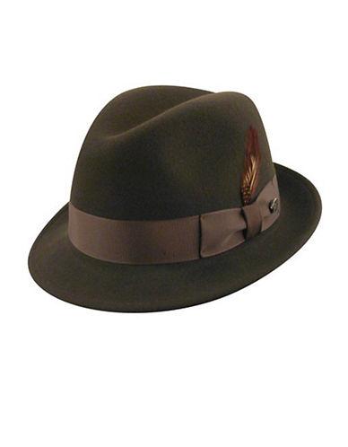 Tino Wool Hat $78.00 AT vintagedancer.com