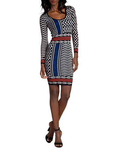 Plenty By Tracy Reese Slim Fit Sweater Dress