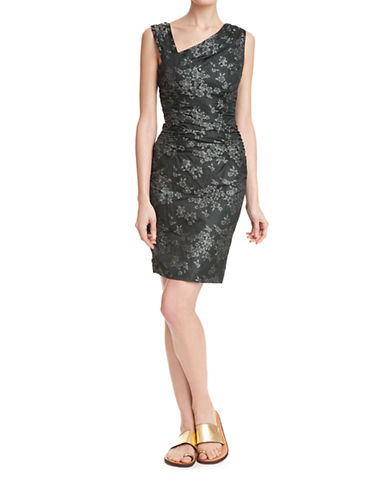 Cocktail Dresses With Sleeves Uk 48
