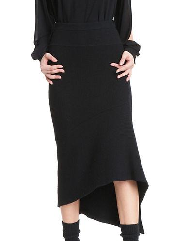 Tracy Reese Asymmetrical Skirt