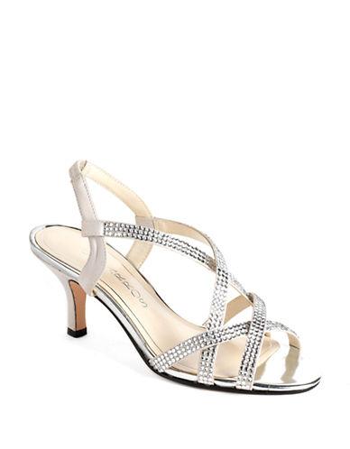 CAPARROSEsther Embellished Sandals