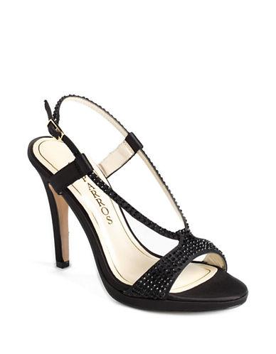 CAPARROSHorizon Embellished Platform Sandals