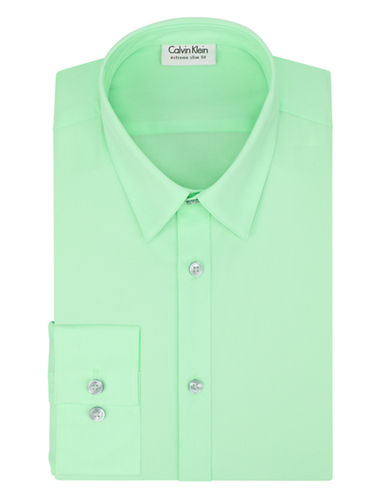 CALVIN KLEIN Slim-Fit Dress Shirt