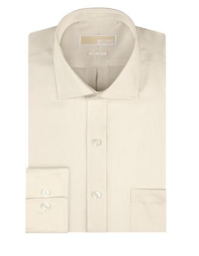MICHAEL MICHAEL KORSRegular Fit Non Iron Dress Shirt
