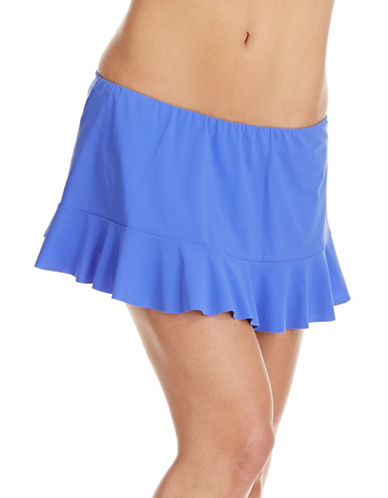 Shop Profile By Gottex online and buy Profile By Gottex Tutti Frutti Ruffled Skirted Hipster Swim Bottoms dress online