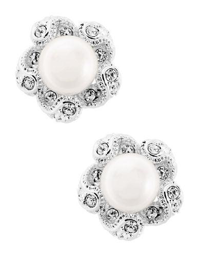 NADRISparkling Faux Pearl Stud Earrings