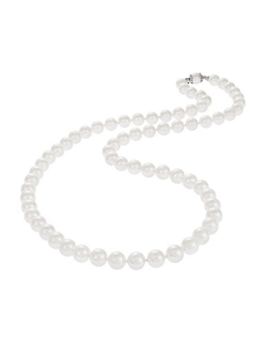 NADRI Faux Pearl Princess Necklace