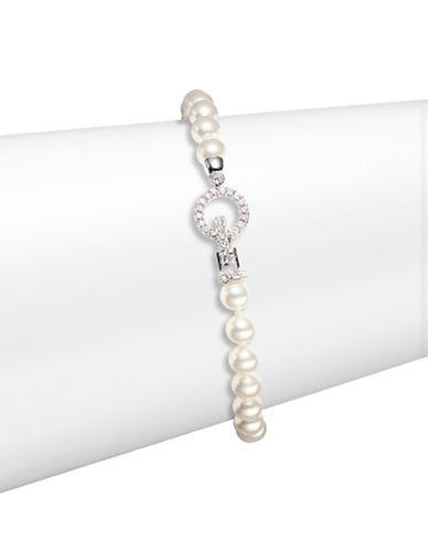 NADRIFaux Pearl Strand Bracelet