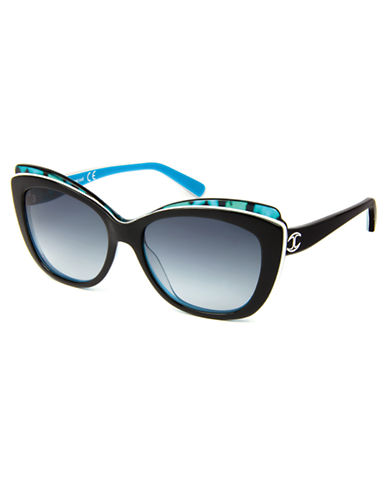 Just Cavalli Two Tone Cat Eye Sunglasses