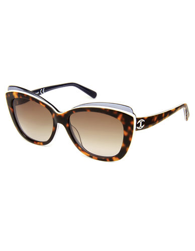 JUST CAVALLI Cat Eye Sunglasses