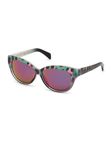 JUST CAVALLICat-Eye Sunglasses