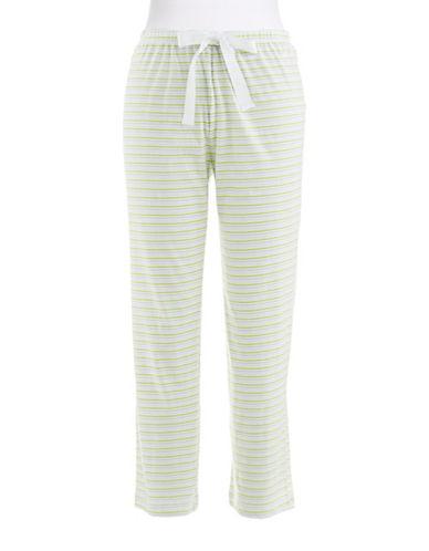 NAUTICAStriped Capri Sleep Pants